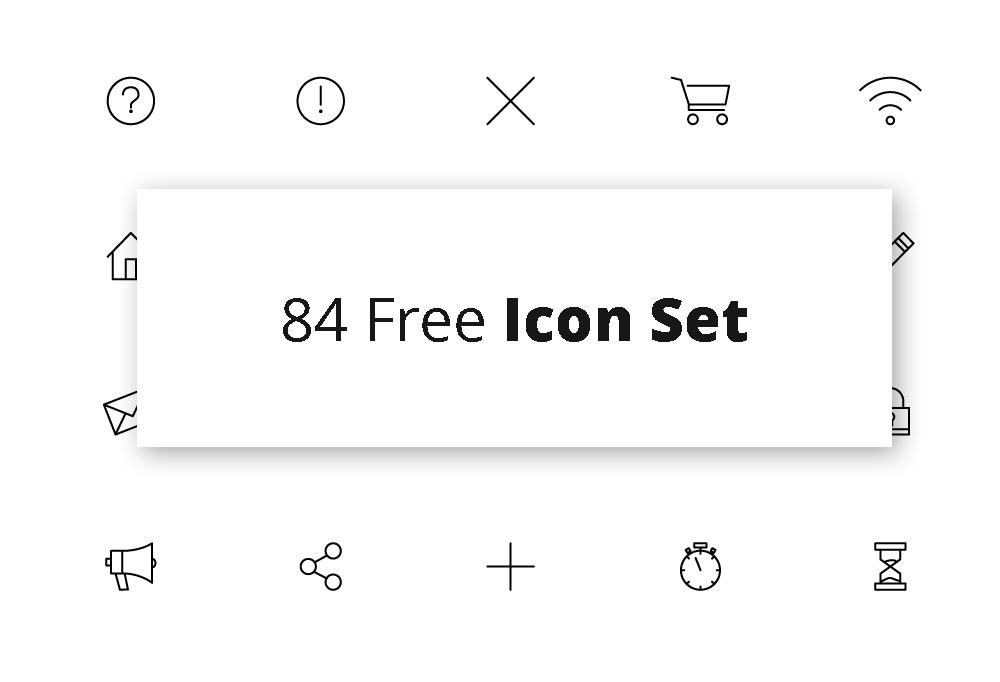 Free Line Icon