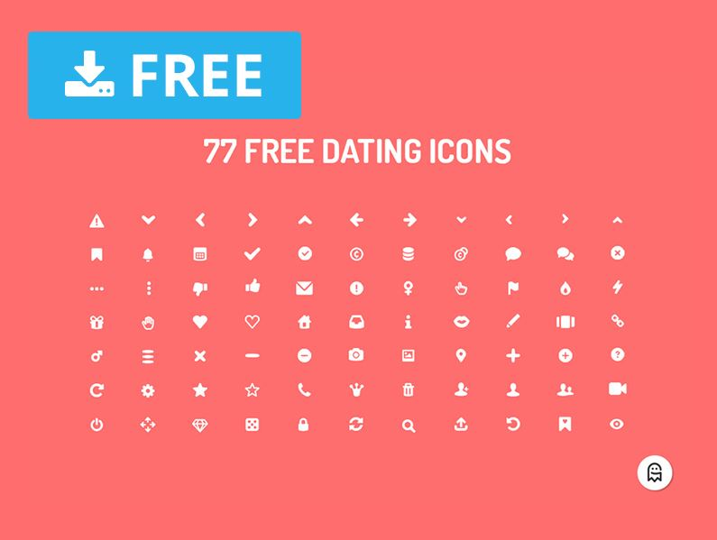 Free Dating Icons