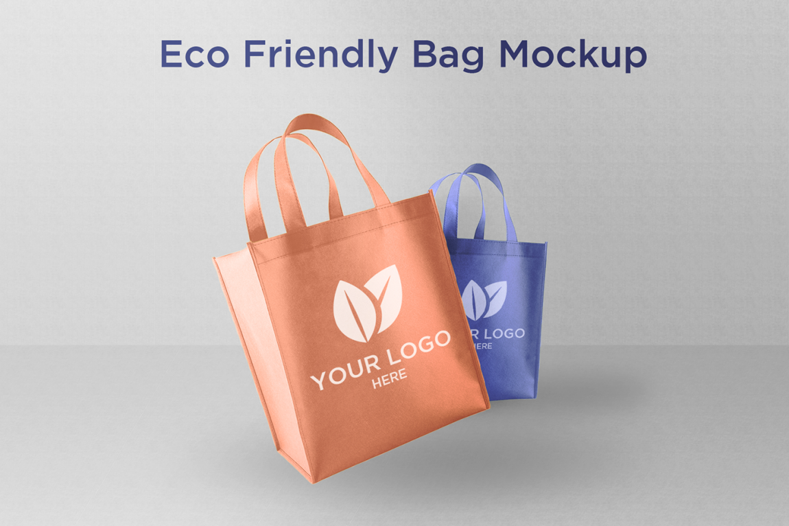 Eco Friendly Bag Mockup