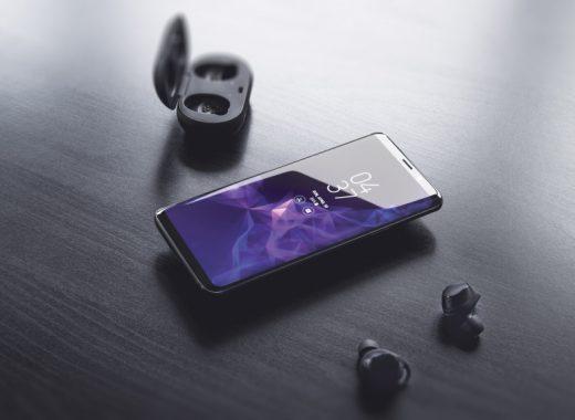 Galaxy S9 Plus Mockup