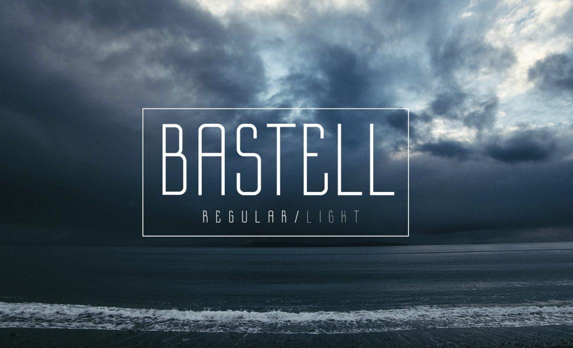 Bastell Free Font Family